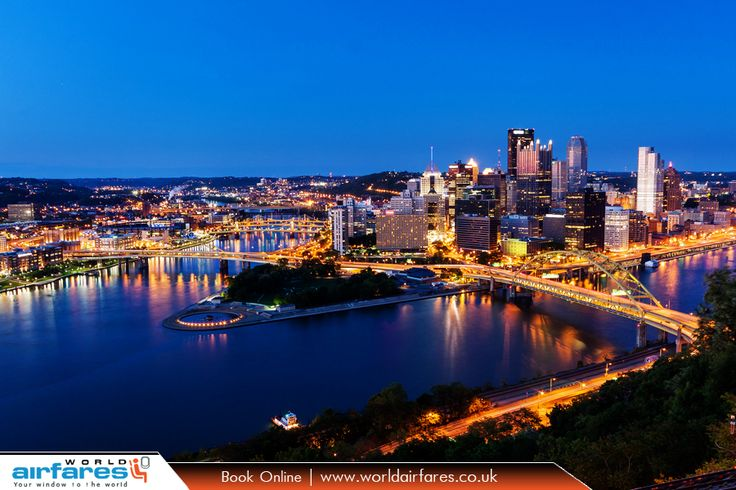 Pittsburgh, Pennsylvania  |  #Pittsburgh is a #city in the #Commonwealth of #Pennsylvania in the United States, and is the county seat of Allegheny County.  |  🔵 Source: https://en.wikipedia.org/wiki/Pittsburgh  |  🔶 Book Now: https://www.worldairfares.co.uk/?utm_source=pinterest&utm_campaign=pittsburgh-in-pennsylvania&utm_medium=social&utm_term=pennsylvania  |  #travel #unitedstates #worldairfares #traveller #travelling #airtravel #flights #onlineflightbooking