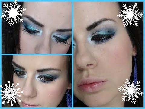 - SNOW Queen PUPA - Review e TUTORIAL Makeup!! Trucco invernale. - YouTube