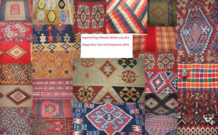 Imperial Rugs website wishes you all a happy new year and prosperous 2016.