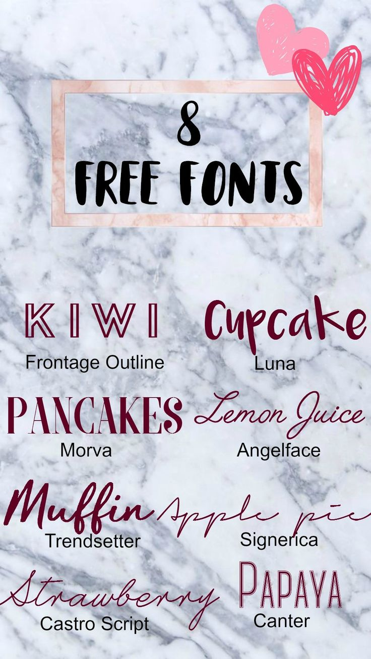 New beautiful free fonts you'll love to use! Follow the blog and leave you opinion <3 http://mariweekly.blogspot.pt/2017/02/fonts-i-love-for-2017-part-2.html