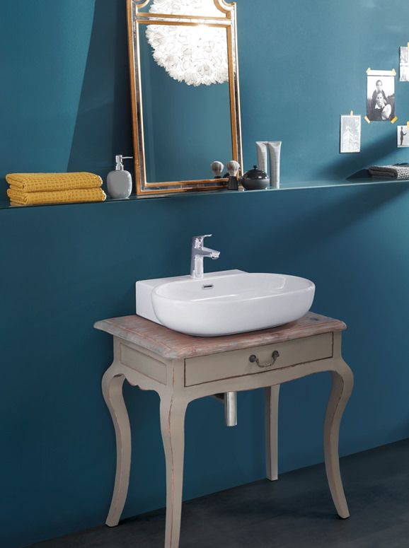 Waschtisch Aus Alter Kommode Upcycling Fur Sanitarprofis Waschtisch Alte Kommoden Alte Tische