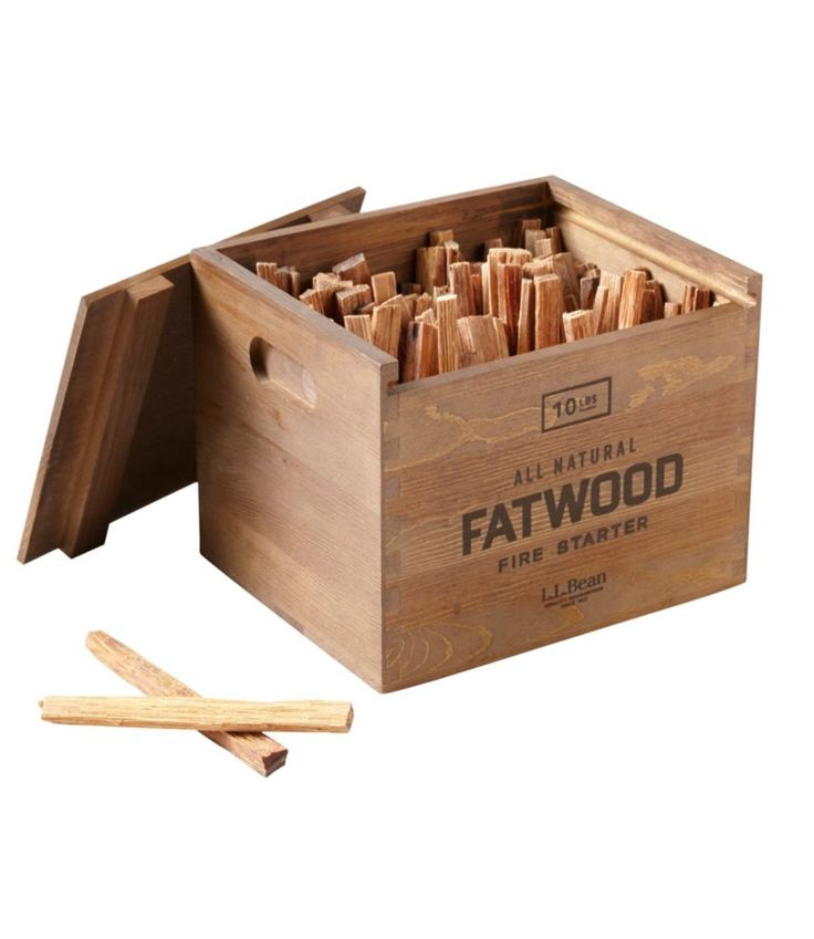 Fatwood Crate in 2020 Fatwood, Crates, Fire starter kit