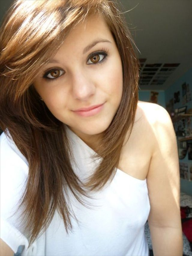 13 Cute Emo Hairstyles for Girls: Being Different is Good ... Uberhaxornova Tumblr Long Hair