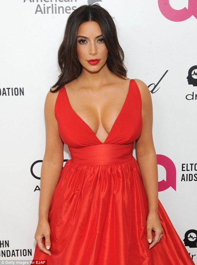 Celebrities in red dresses images