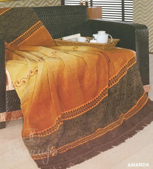 Плед AMANDA 180х220 от Arya (Турция) - купить по низкой цене в интернет магазине Домильфо
