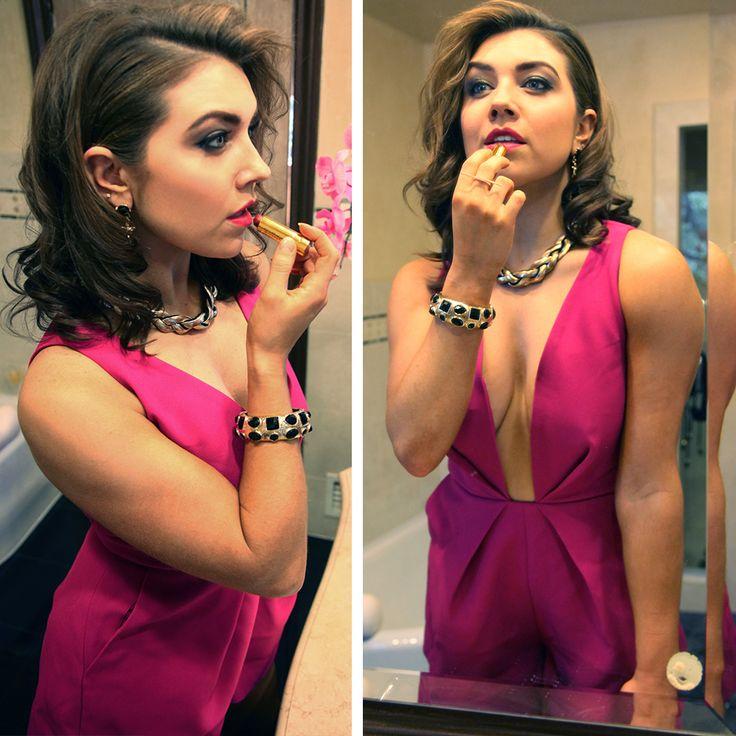 Jenna Johnson of Dancing With The Stars Rocks Amrita Singh