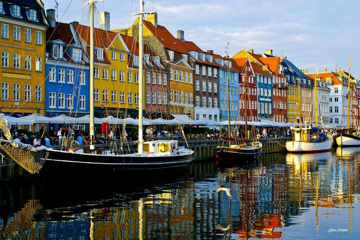 Nyhavn #Copenaghen #viaggi #journey / seguici su www.cocoontravel.uk