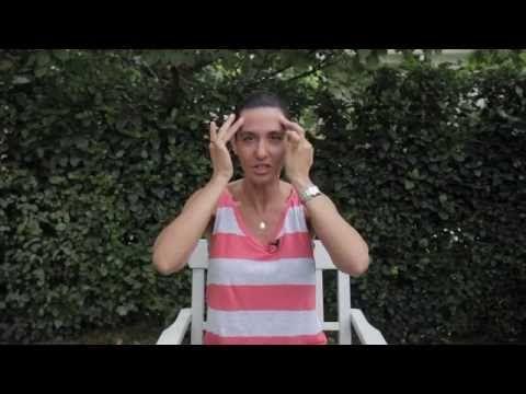 Rahatlatıcı Yüz Masajı - YouTube