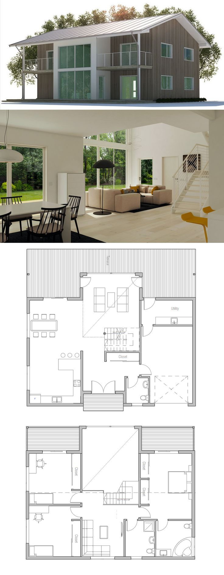 720 best Modern images on Pinterest | Kitchen units, Kitchens and ...