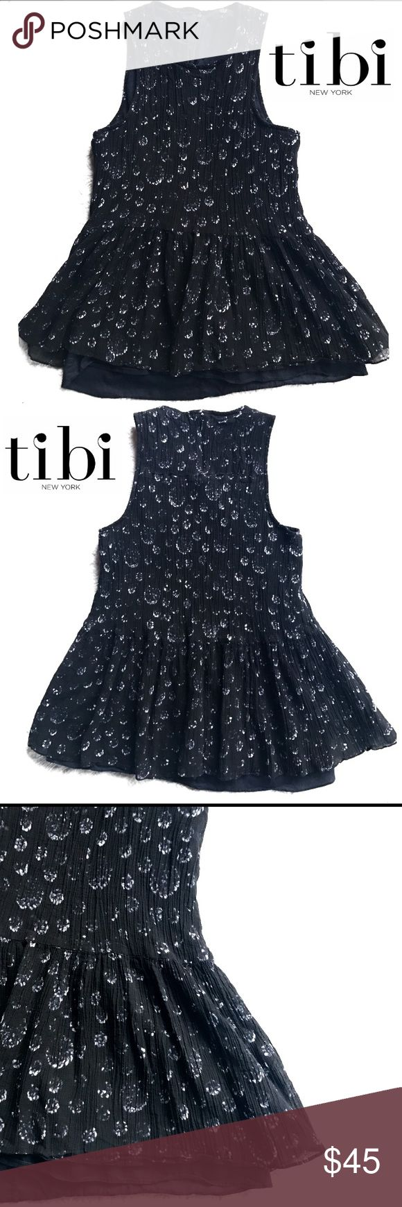 Beautiful Little Girls TIBI Dress Sz. 4 Gorgeous little girls TIBI New York dress in near perfect condition. Special line made exclusive for Neiman Marcus. Fully lined. Back zipper. Absolutely adorable. Sz. 4 Tibi Dresses Formal