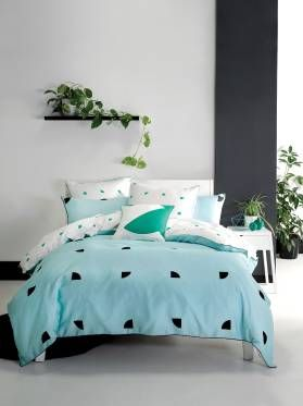 Quadrant Duvet Cover Set