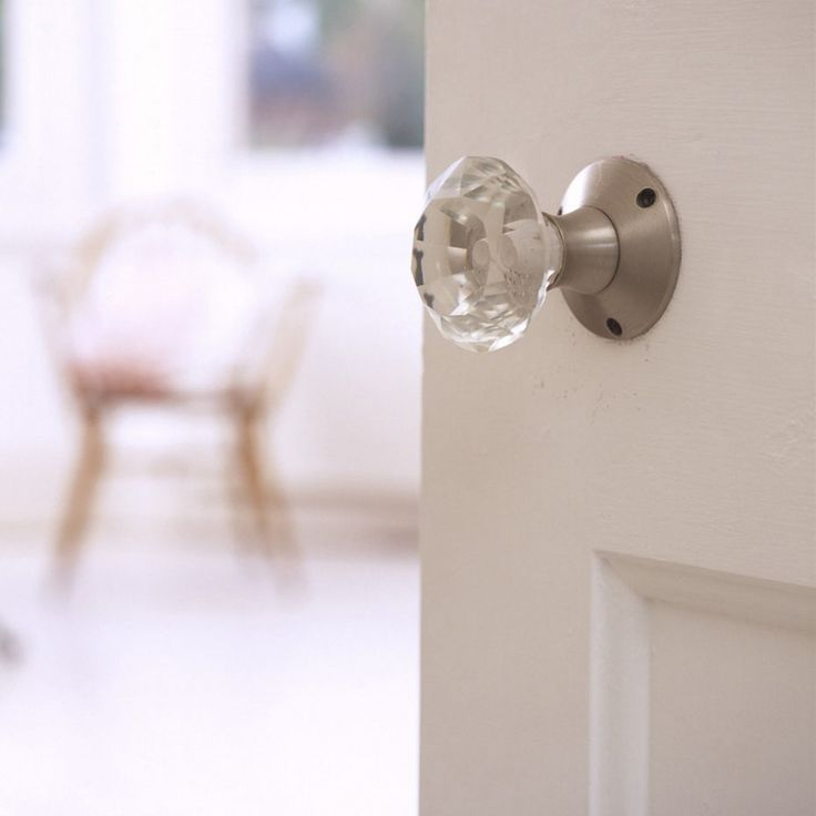 Pair of Round Ball Turning Knobs Mother of Pearl - Turning Door ...