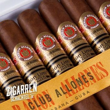 Ramon Allones Club Allones Edicion Limitada 2015  Tolle kubanische Zigarre aber streng limitiert.