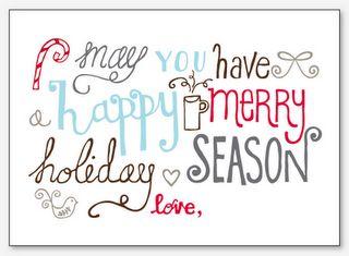 printable christmas card/tag
