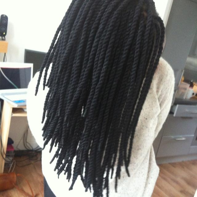 Short Yarn Hairstyles