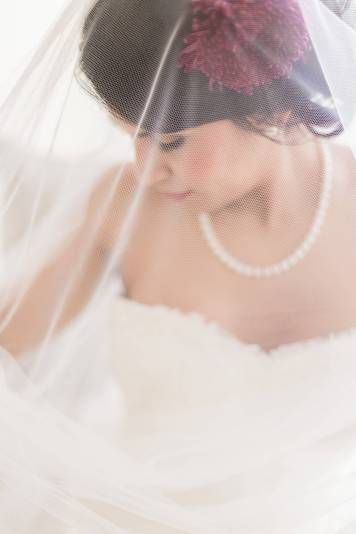 Cathedral Veil by the Mantilla Company. As a bride, having a cathedral veil makes for gorgeous wedding pictures. Achieve the timeless and classic bridal look and honor your Latin wedding traditions.