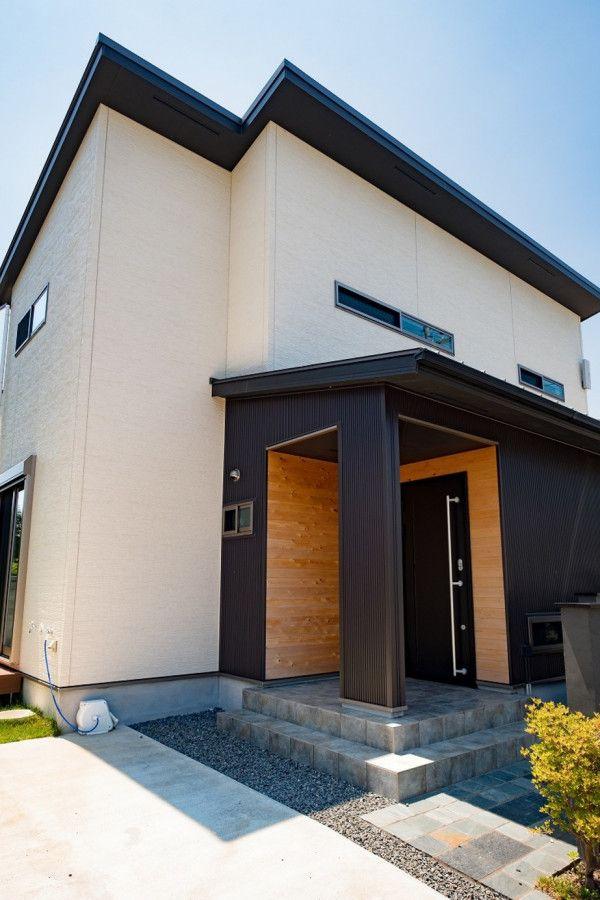 無垢の木 アイアンの黒 素材感を楽しむ家 キノハウスの写真集 マイ