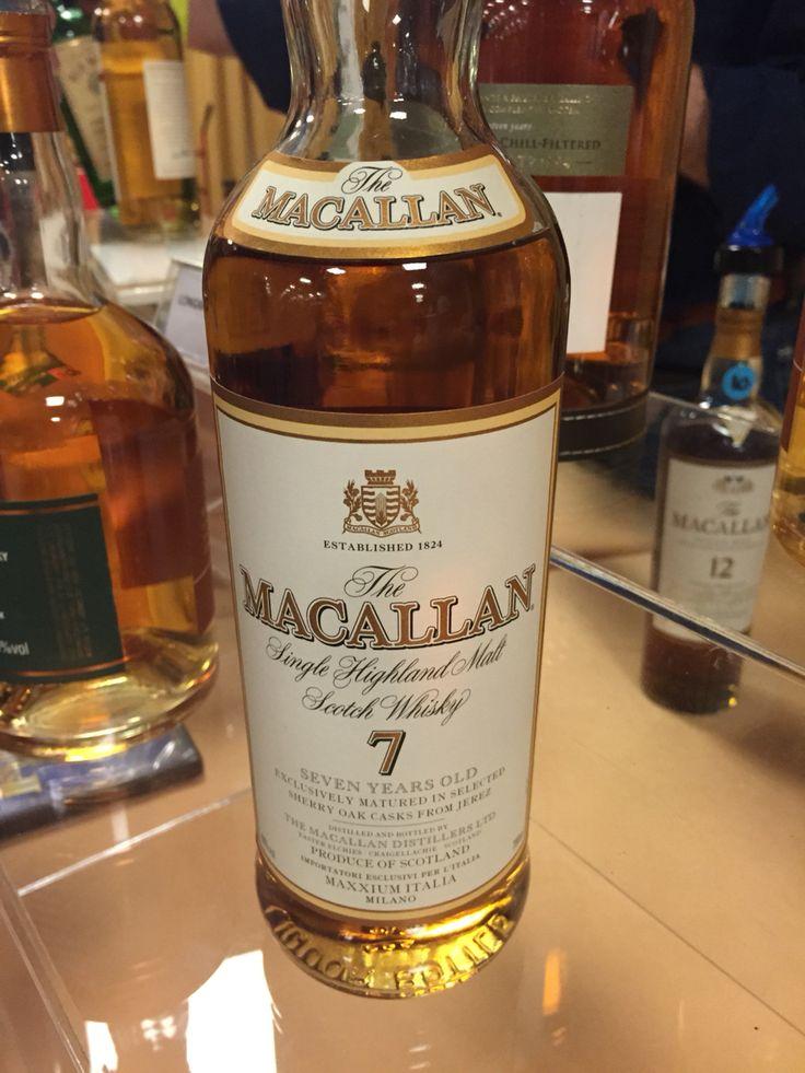 Macallan 7yrs