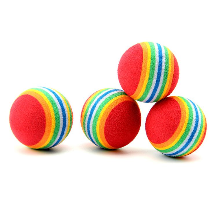 1pcs2017 Toy Ball Puppy Small Dogs Toys Pet Products Mascotas Practice Balls Perro Puppy Toys For Pets Dogs Juguete Perros Chien www.peoplebazar.net    #peoplebazar