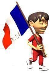 Le CSA de Bolloré a décidé!  pas de drapeau français ou européen,  pas d'hymne national! J'espère au moins que la campagne se fera en langue française !