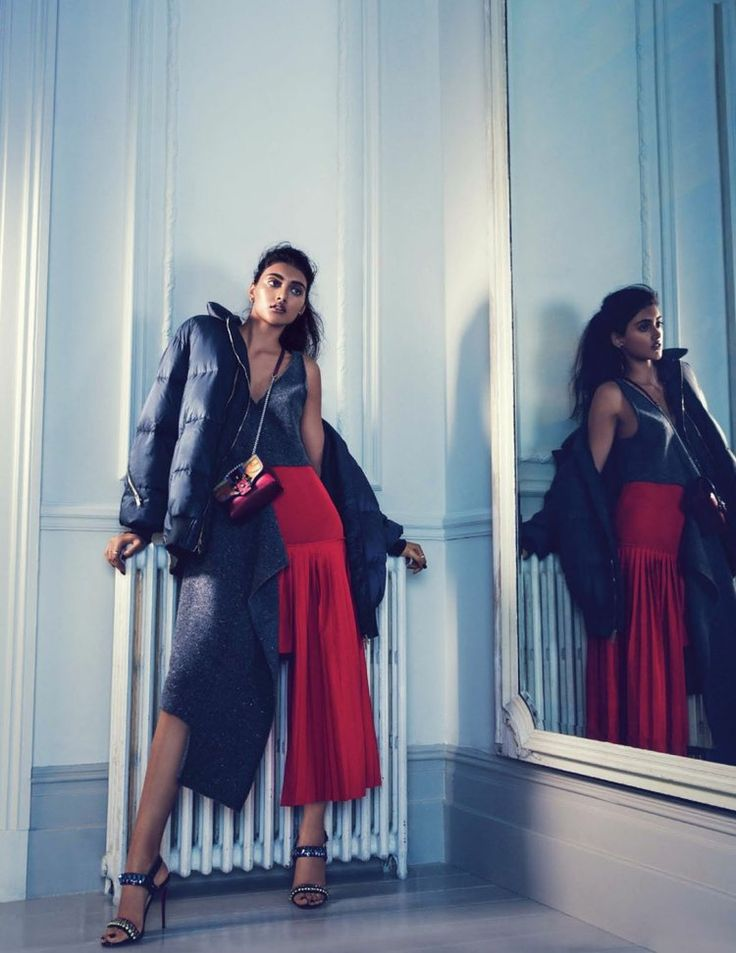 Neelam Gill Poses In 'Clash Course' By Richard Ramos For Vogue India November 2016 — Anne of Carversville http://www.anneofcarversville.com/style-photos/2016/11/7/neelam-gill-poses-in-clash-course-by-richard-ramos-for-vogue-india-november-2016