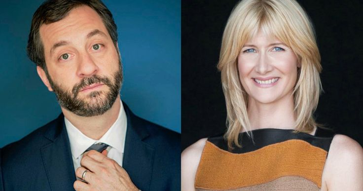 Judd Apatow and Laura Dern Will Produce Female Football Comedy -- 'Team America: World Police' co-writer is penning a comedy about obsessive female football fans for producers Judd Apatow and Laura Dern. -- http://www.movieweb.com/judd-apatow-laura-dern-female-football-comedy-movie