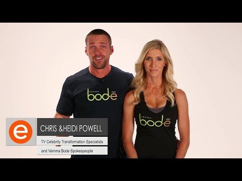 Find Out Chris and Heidi Powell's Number One Fitness Trainer Tip #weight_loss #Chris_Powell #Bode