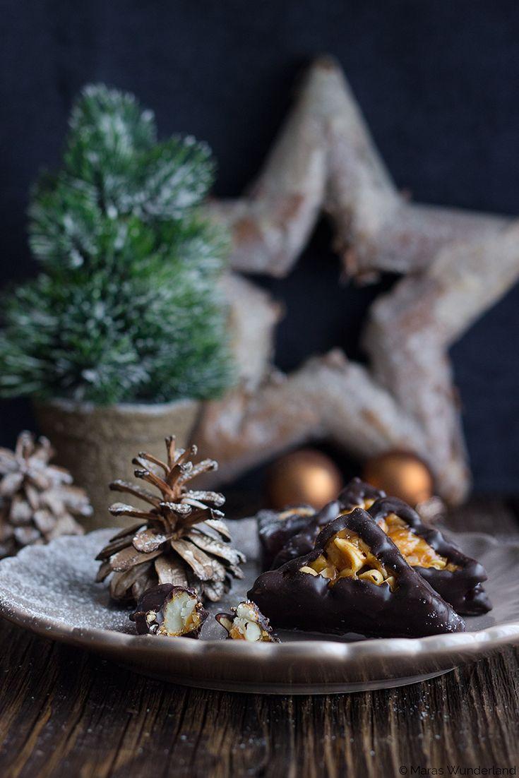 Chocolate Peanut Macadamia Bars