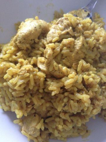 Slimming World recipes: Chicken Biryani