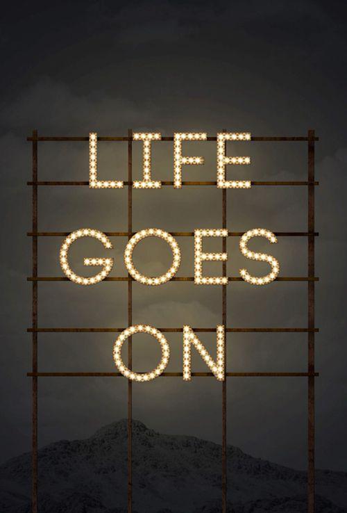 la vida continua