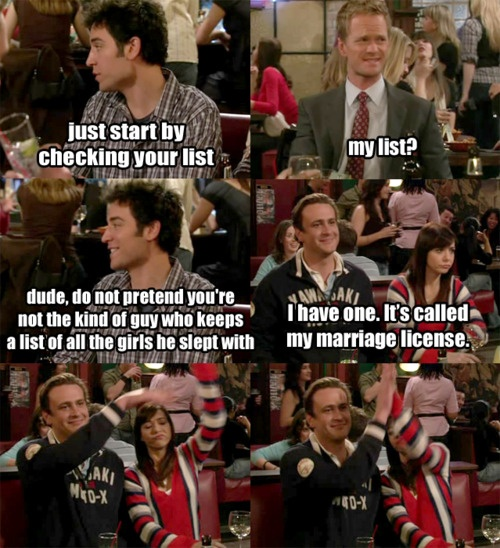 Marshall and Lily are the best!