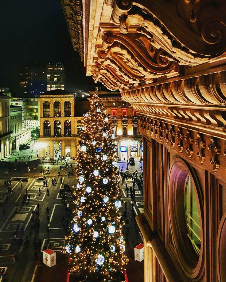 Milan at Christmas