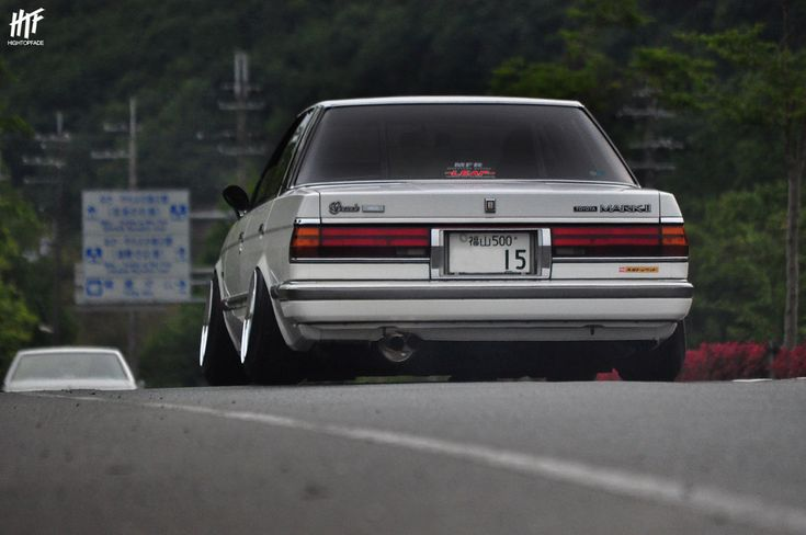 Hightopfade Rims For Cars Toyota Cressida Android Wallpaper Red