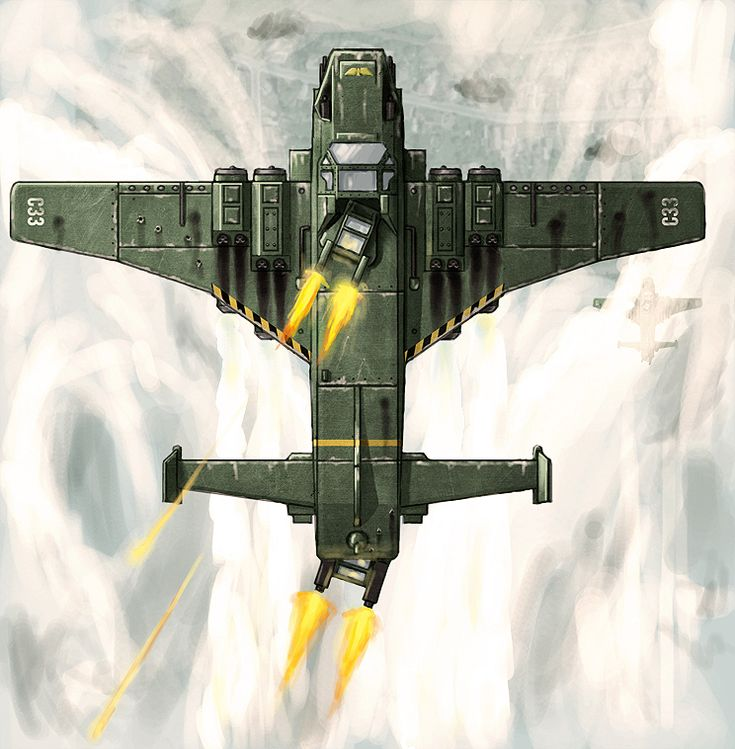 WH40k: Marauder Bomber Ambush by BiGFooT-y2k on deviantART