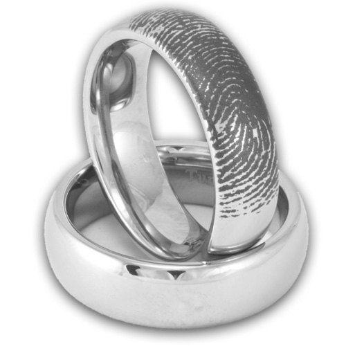 6MM Wide Womens or Mens Tungsten Ring Custom by RogueRiverJewelry