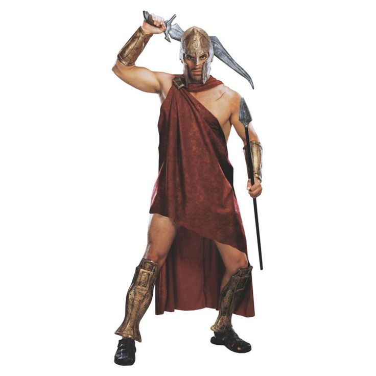 Nice Costumes Movie 300 Spartan Costume just added...