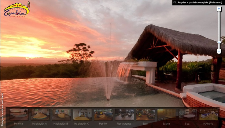 Tour Virtual Hacienda Combia