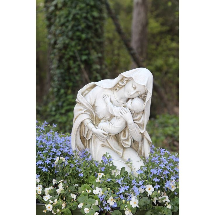 27 Best Blessed Mother Statue Project Images On Pinterest Blessed Mother Eyes And Painting On