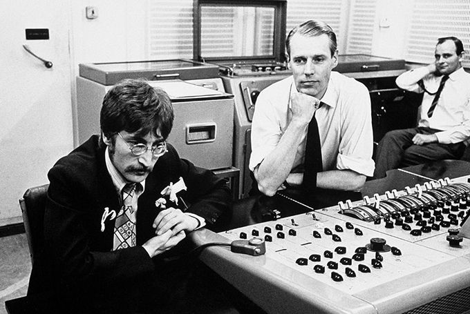 The Weekly Tonic #6 - George Martin and John Lennon - http://www.tonicandsoul.com/weekly-tonic-6/