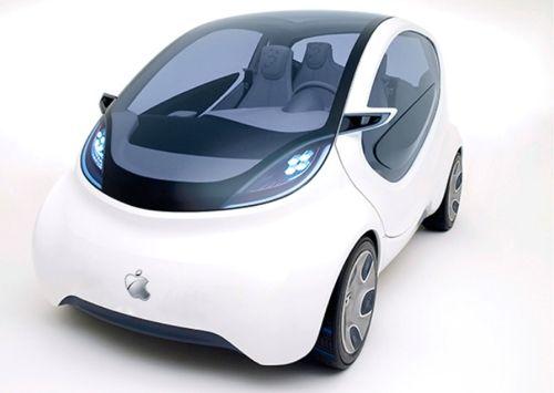 Apple официально стали производителем автомобилей