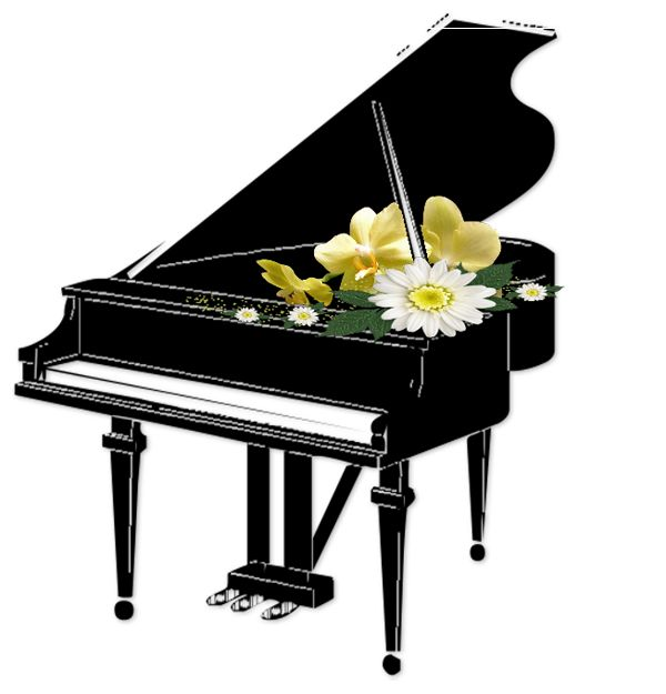 290 best piano music graphics images on pinterest music page rh pinterest com clipart piano free clip art piano keys for free
