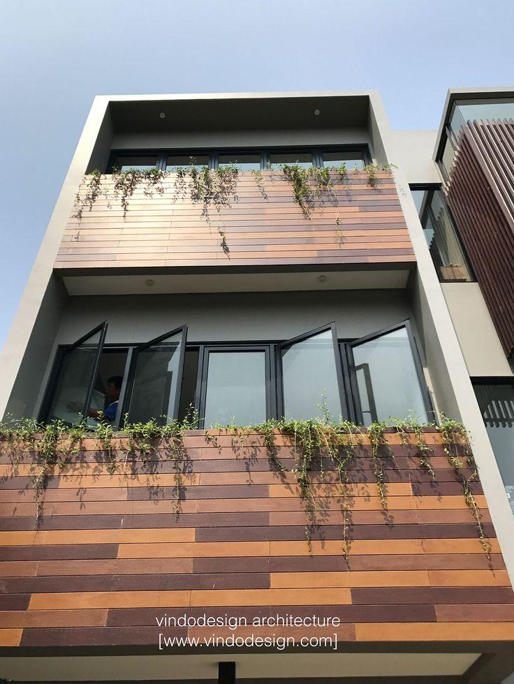 Modern Facade Design by VindoDesign