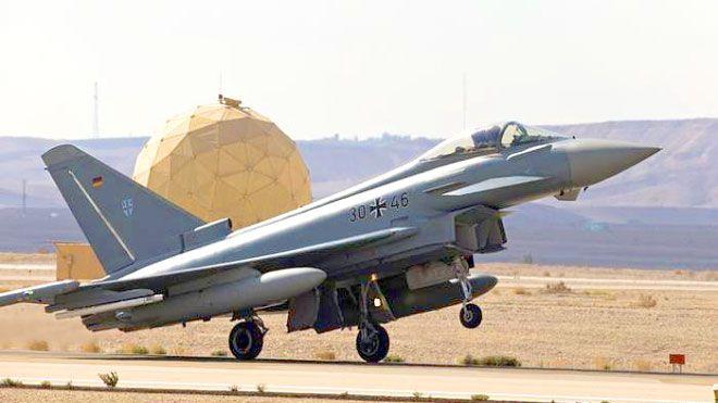 طائرات حربية ألمانية استخدمت في الحرب باليمن هل استخدمت