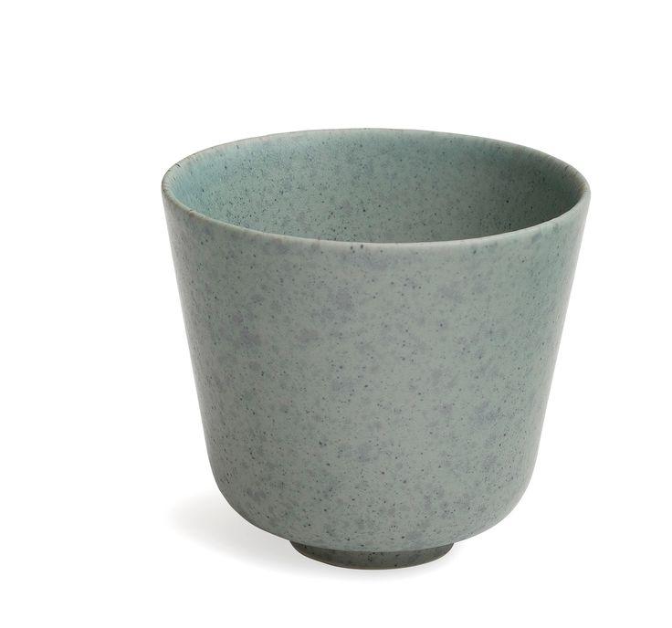 Kopp blå - Designforevig
