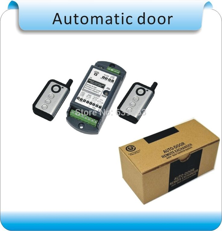 36.66$  Watch here - http://aidr1.worlditems.win/all/product.php?id=1936000614 - M-203E automatic door remote control (DUAL BAND) 4-step Automatic doors access control aiming wireless remote