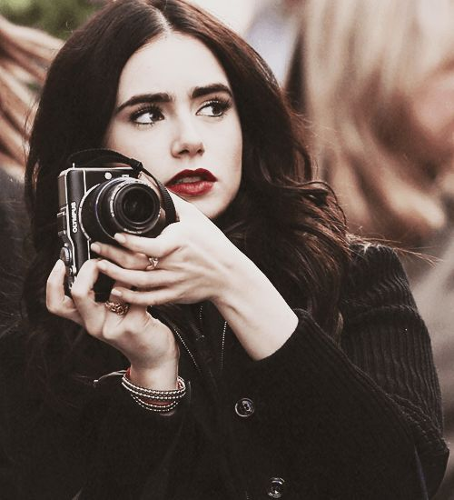Lily Collins - Kate Darling