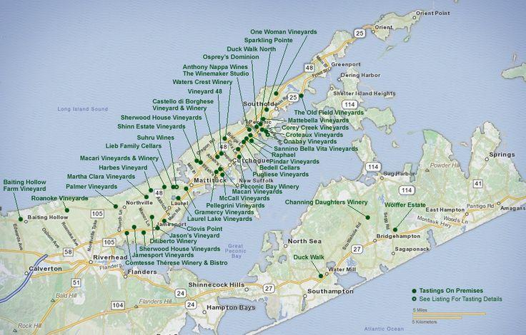 Wine Country Restaurants Long Island