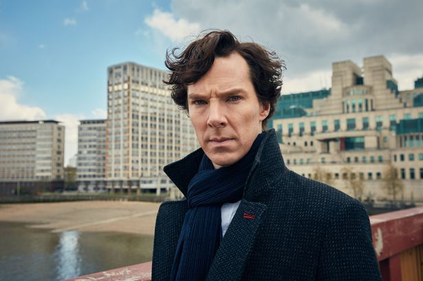 Benedict Cumberbatch's Sherlock is named the world's favourite BBC TV character in new poll - Mirror Online
