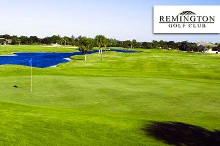 $29 for 18 Holes with Cart, Range Balls and 2-for-1 Draft Beers or Fountain Drinks at Remington Golf Club in Kissimmee ($58 Value. Includes Tax. Expires June 1, 2017!)