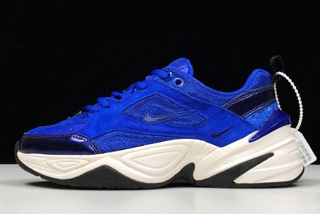 size 40 2be25 10560 Nike M2K Tekno Racer Blue Regency Purple-Phantom AV7030-400